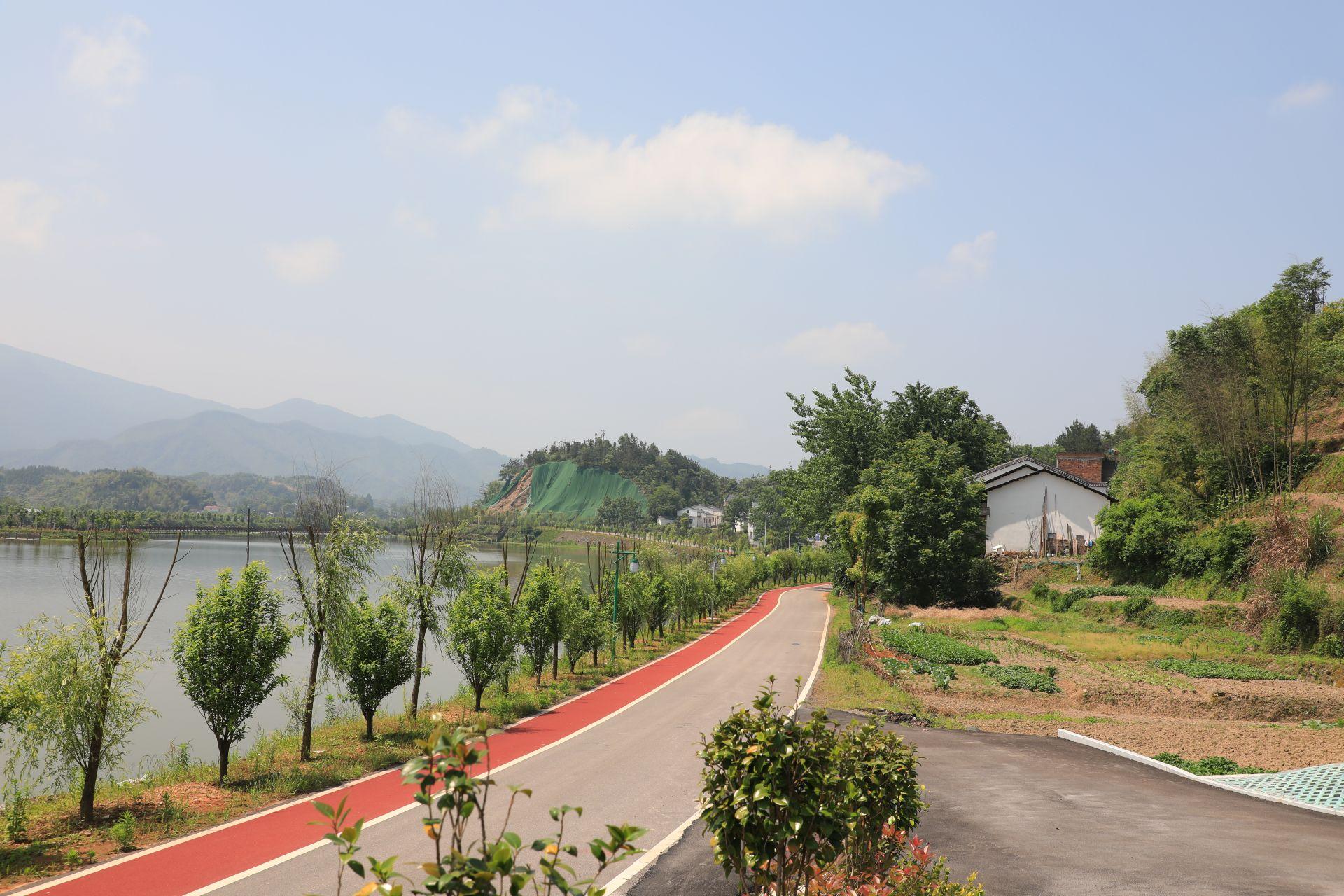 通山港口村:从小渔村到渔民小镇